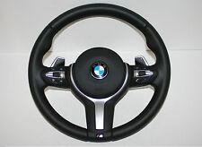 BMW F10 F11 F07 F08 f01 f12 f18 M-Sport Schaltwippen Lenkrad MIT AIRBAG FULL
