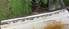 1954 chevrolet & pontiac 2dr HT & convertible door top molding RH