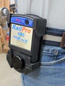 Ring Engineer's RailPro Belt Holder, holster, throttle holder for HC-2 & HC-2b