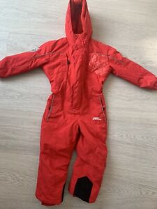 No Fear Snowsuit/puddle Suit 3-4 Years