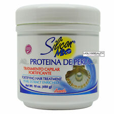 Silicon Mix Fortifying Hair Treatment 16 oz / 450 g Pearl Extract Enriched