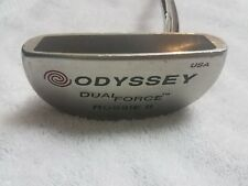 """Odyssey Dual Force Rossie II Putter 35"""" Good condition"""