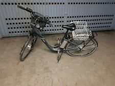 Damen E bike Pedelec Telefunken 28 Zoll, 2 Akkus