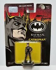 CATWOMAN figure ERTL Batman Returns #2484 Die-Cast Metal New in Package