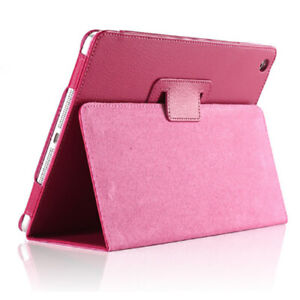 "For Apple iPad Mini 1/2/3/4/5 7.9"" TPU Leather Foldable Stand Flip Case Cover"