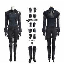 Avengers Infinity War Black Widow Cosplay Costume Custom Made