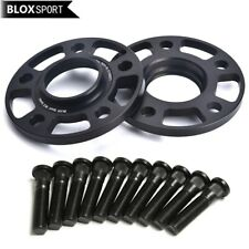 2x10mm 5x114.3 hubcentric wheel spacer for Mazda MX5 MX6 RX7 RX8 Hyundai Genesis