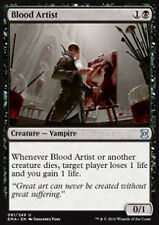 MTG BLOOD ARTIST FOIL EXC - ARTISTA SANGUINARIO - EMA - MAGIC