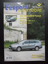 REVUE TECHNIQUE AUTOMOBILE LEA 465 VOLKSWAGEN VW PASSAT 2005 > 1.9 & 2.0 TDI