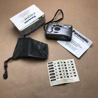 VINTAGE PANASONIC CAMERA C-D535AF 35mm Film Lomography Panorama Point & Shoot