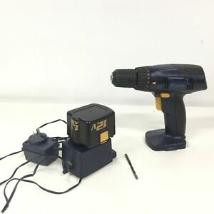 GMC Cordless Drill Model 212B with 1 Battery #605
