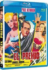 EL PREMIO (1963 Paul Newman) - Blu-Ray - Sellado Región B