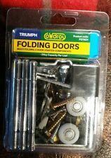 Cowdroy Triumph TT331 / P370CH  Bifold Folding  2 Door Starter Kit Hinges Pivot