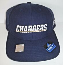 LOS ANGELES SAN DIEGO CHARGERS NFL AUTHENTIC FITTED 7 HAT BY ADIDAS