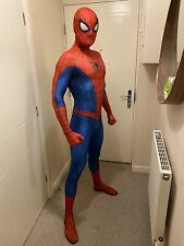 Spider-Man / Spiderman Classic PS4 Suit Cosplay Replica Costume