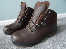 Brasher Hillmaster II GTX Tech walking hiking boots,fantastic condition,size 8