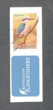 Australia-Kingfisher self adhesive from roll + tab