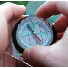 Camping Hikers Compass