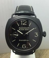 Panerai Radiomir Black Seal PAM 292 Ceramic L0445/1000 Box Included.