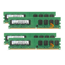 Samsung 16GB 4x 4GB PC2-6400 DDR2 800Mhz DIMM MemoryOnly For AMD CPU Chipset $F3