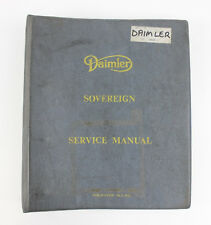 Daimler Car & Truck Repair Books & Manuals for sale | eBay on