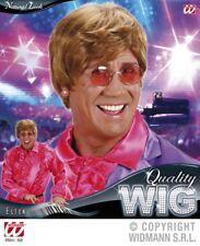 Parrucca uomo rossa Donald Trump Elton John