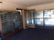 4 X Display Cabinets