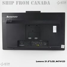 """21.5"""" Lenovo LED LCD MonitorLT2224zD *No Stand / Base* Screen Scratched *Read*"""