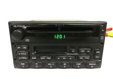 Ford OEM CD cassette RADIO Escape Ranger Explorer F250 F350 Windstar E150 99-09