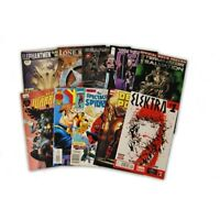 10 Comic Book bundle lot with  10 Random Indy and Marvel Comic Collection
