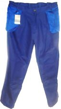 "42""R, Trojan Canvas Trousers Navy Blue Sailor ( 8T2042 ) ARTQ35SBLU"