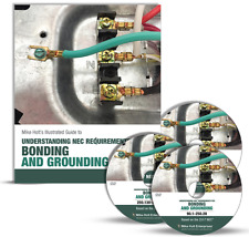 Mike Holt's Bonding and Grounding (textbook & DVDs), 2017 NEC