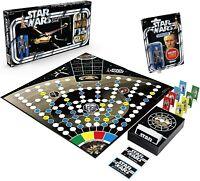 Star Wars Escape From Death Star Retro Board Game & Moff Tarkin Figure NEW