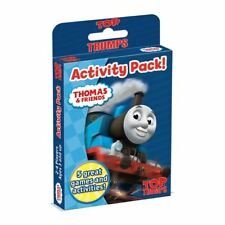 Thomas and Friends Top Trumps Activity Pack Game