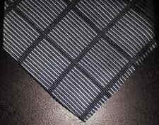 Express Tie Italian Silk Blue Navy Diamond Diagonal Stripe NIB t3567