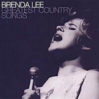 New: BRENDA LEE - Greatest Country Songs CD