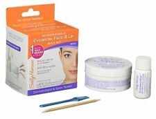 Sally Hansen 5001 Eyebrow, Face, Lip Stripless Face Wax Kit, Pack Of 1