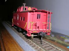 BRASS Unknown  Jersey Central Lines Northeastern Caboose #91530  H.O. 1/87