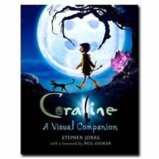 Coraline 24x30inch Movie Silk Poster Hot Shop Room Decal Large Size