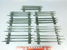 AT418-1# 9x Märklin/Marklin Spur 0 Ausgleichsstück für elektrischen Betrieb