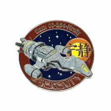 Serenity Firefly Class: 03-K6 Ship Enamel Pin New