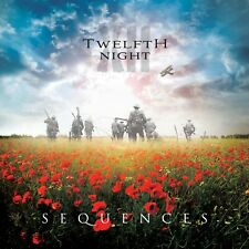 Sequences - Twelfth Night (CD New) - Sealed and Unplayed - Direct from the Band