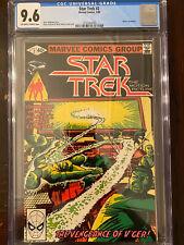 Star Trek #2 May 1980, CGC 9.6; Gene Roddenberry / Marv Wolfman story