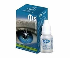 100% Herbal Eye Drops ITIS wit Rosewater Ozone Ayurvedic Healthy Eyes Vision
