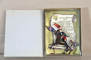 CBG MIGNOT 214 NAPOLEONIC FRENCH MOUNTED GARDES D'HONNEUR 1813 with STANDARD ny