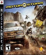 MOTOR STORM PlayStation 3 (PS3) Racing - Guaranteed!