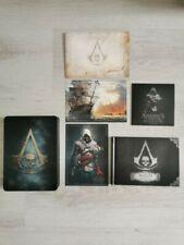 Assassins Creed Black Flag Collectors Tin PS3 *No Game*