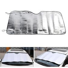 Car Windshield  Windscreen Sun Shade Sunshade Metallic Reflective Thermal S TN2F