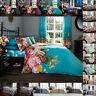 Duvet Cover Sets Single Double Super King Size Designer Bedding Quilt Kingsize