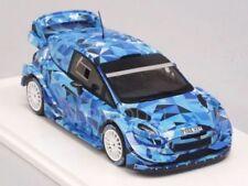Modellini statici di auto da corsa blu Spark redbull